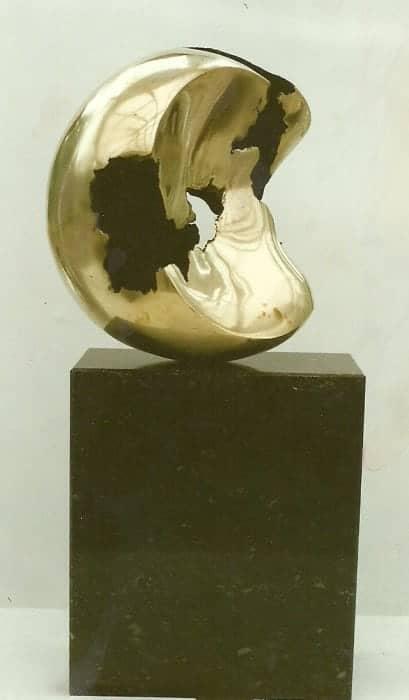 zonder titel, brons