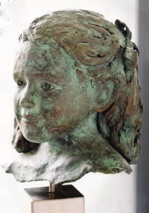 Gwendolien, brons