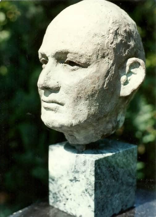 Albert, brons